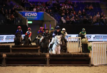 Shetland Pony Grand National 360x245 - Liverpool International Horse Show - A Festive Spectacular