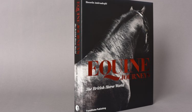 DSC0902 s 750x440 - On our wishlist! This beautiful book, 'Equine Journeys: The British Horse World