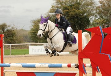 Eve McCoy 360x245 - What a Destination for the Theraplate UK Liverpool International Horse Show!