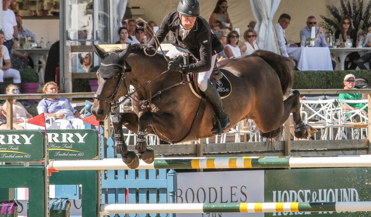 Bentley 750x440 - The Equerry Bolesworth International Horse Show Early Bird Tickets On Sale Now