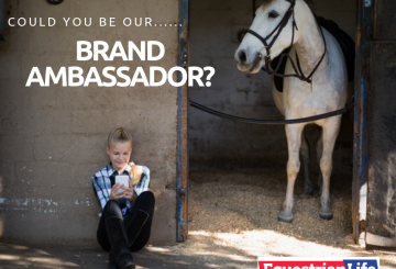 Brand Ambassador FB 360x245 - Could you be our brand ambassador?