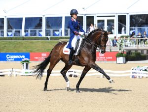 Charlotte Dujardin and Mount St John Freestyle in winning mode 300x228 - The Equerry Bolesworth International Horse Show Early Bird Tickets On Sale Now