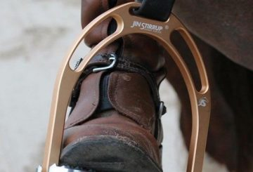JS Autumn Copper 360x245 - New design 'anatomic' Jin Stirrup available at Equissentials Dressage