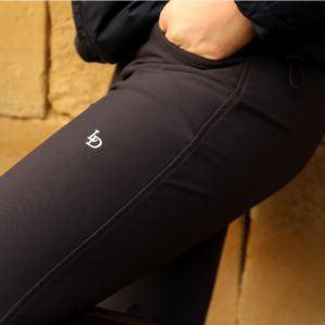 LD Equestrian Anthracite Silicone Grip Breeches 02 300x300 - The Ultimate Equestrian Must Have Breeches for £100