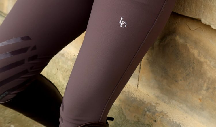 LD Equestrian Anthracite Silicone Grip Breeches 15 750x440 - The Ultimate Equestrian Must Have Breeches for £100