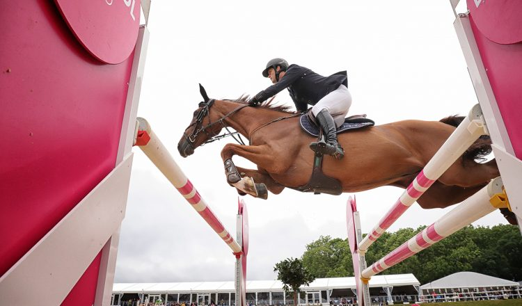 Billy Twomey competing at Bolesworth International 750x440 - Competition Schedule Announced for The Equerry Bolesworth International Horse Show