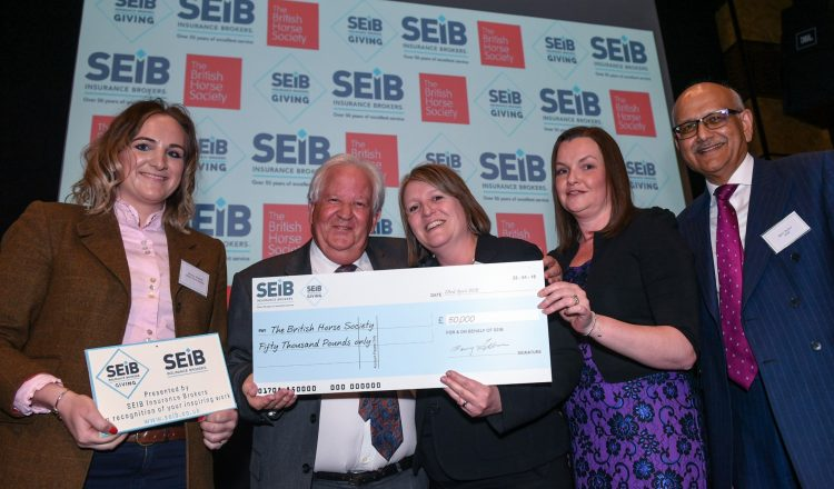 First SEIB Awards PN18 13387 750x440 - SEIB Insurance Brokers to give £100K to charity