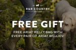 RR Ariat Free Gift 150x100 - Exclusive to R&R Country!