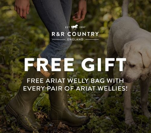 RR Ariat Free Gift 500x440 - Exclusive to R&R Country!