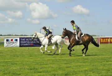 Wincanton Canter 2016 360x245 - Canter For Combat Stress - Sunday 19th May - Wincanton Race Course