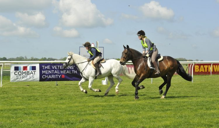 Wincanton Canter 2016 750x440 - Canter For Combat Stress - Sunday 19th May - Wincanton Race Course