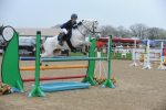 British Showjumping 128 138 Handicap Special Tabitha Kyle Caher Silver 2 150x100 - British Showjumping Winter Pony Championships