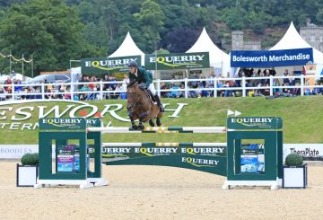Equerry extend their support at Bolesworth events 360x245 - Equerry Add Support to New Bolesworth Young Horse Championships