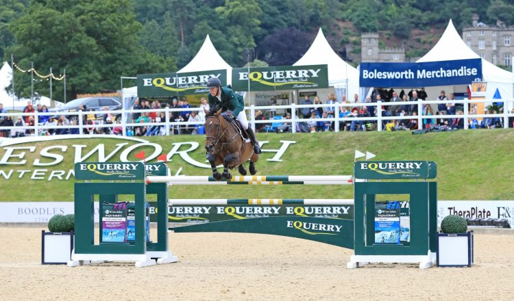 Equerry extend their support at Bolesworth events 750x440 - Equerry Add Support to New Bolesworth Young Horse Championships