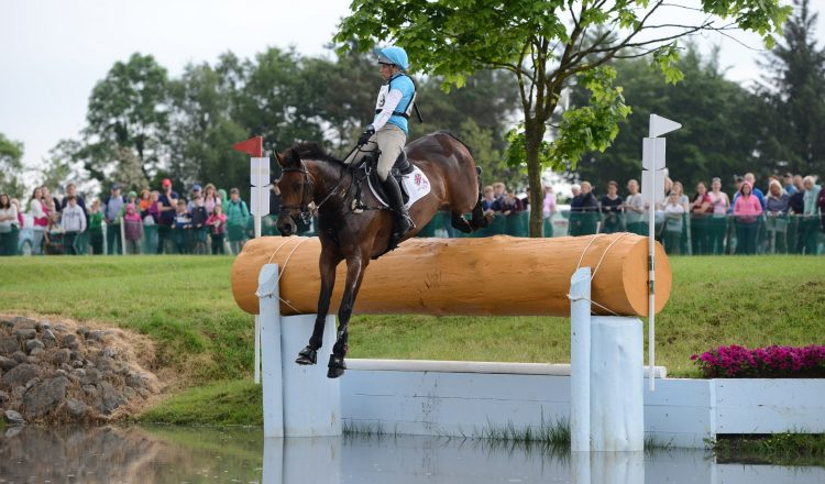Izzy Taylor 750x440 - Exciting Cross Country Course Changes at Tattersalls 2019