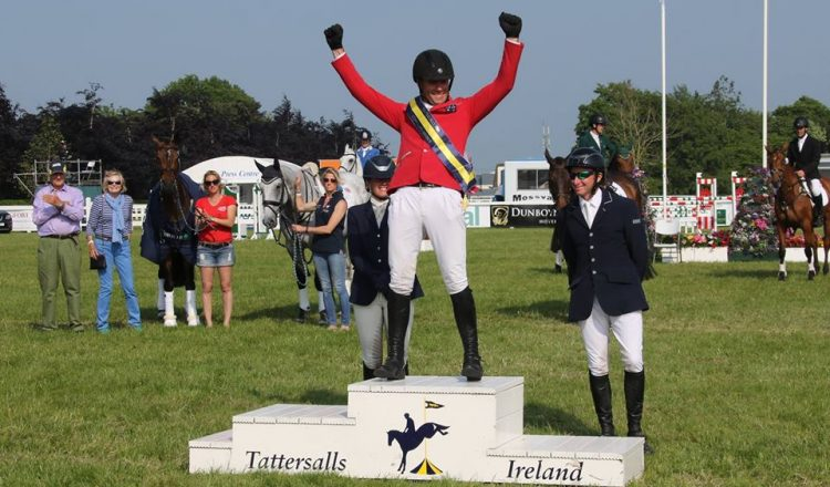 Paul Tapner 750x440 - 35,000 expected to visit Tattersalls International Horse Trials and Country Fair