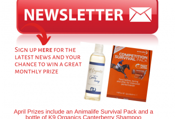 Sign up here for latest news and your chance to win a great monthly prize 360x245 - Sign up for our weekly Newsletter