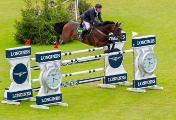 Tim Stockdale 360x245 - Riders to run rings round Hickstead in memory of Tim Stockdale