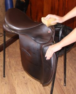 A well used saddle 243x300 - Saddles - Second Hand or New?  What are the Options?
