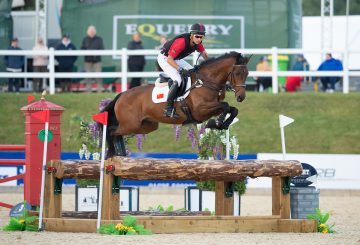 Alex Hua Tian in the Eventing Grand Prix 360x245 - Captain Mark Phillips To Build At Exciting New Three-Leg Eventing Grand Prix Series
