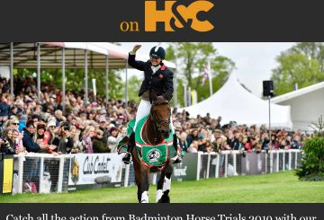 Badminton 2019 1 1 360x245 - Make a Date for the Mitsubishi Motors Badminton Horse Trials on Horse & Country