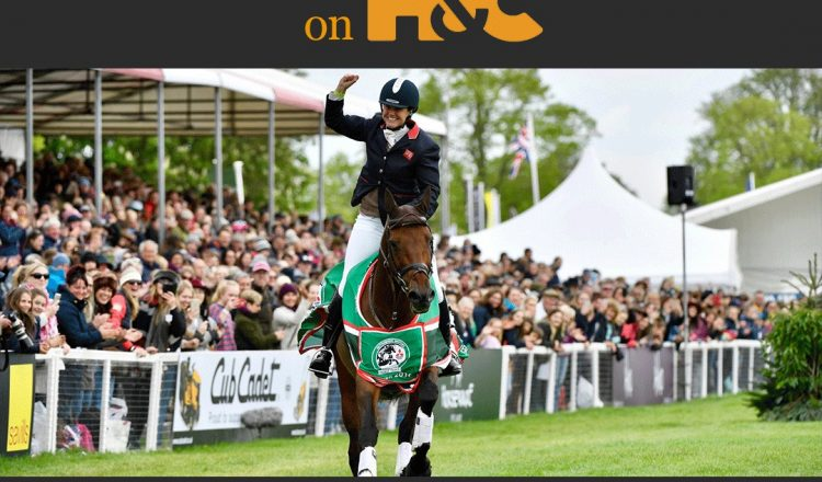 Badminton 2019 1 1 750x440 - Make a Date for the Mitsubishi Motors Badminton Horse Trials on Horse & Country