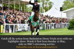 Badminton 2019 1 150x100 - Make a Date for the Mitsubishi Motors Badminton Horse Trials on Horse & Country