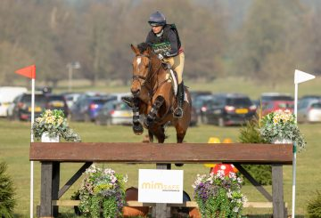 Piggy French COOLEY MONSOON 1st place Open Intermediare ection K 360x245 - BEDE Events Response to The National Trust Decision Regarding Belton Horse Trials