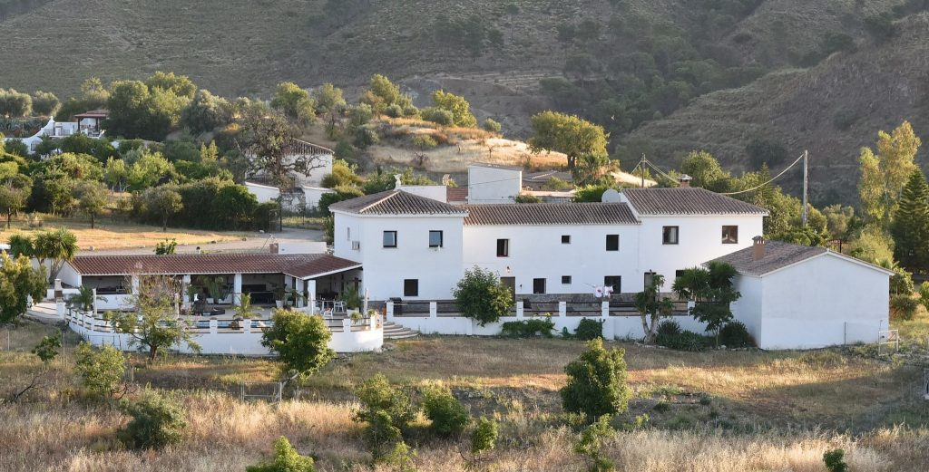 whole house 1024x521 - The best of everything with this Andalucian Holiday