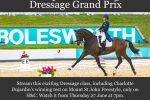 Bolesworth Dressage 2019 1 150x100 - Catch all the Action from the Equerry Bolesworth International Horse Show on Horse & Country