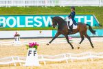 CHARLOTTE DUJARDIN and Mount St John Freestyle take the honours 150x100 - Charlotte's in Irresistible Form at Bolesworth International