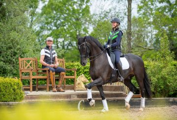 CHC Launch Giveaway Azar Image 360x245 - Win an Azar Quilted Gilet from the Carl Hester Collection