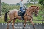 RR Eq Life Saddle Fit 150x100 - R&R Saddle and Bridle Fit Day