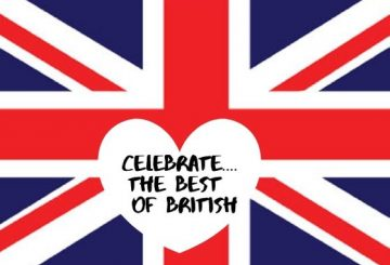 Celebrate.... The Best of British 360x245 - Celebrate the Best of British