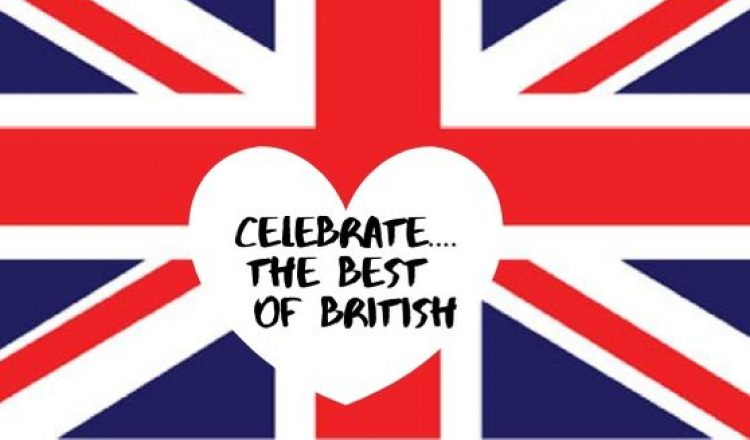 Celebrate.... The Best of British 750x440 - Celebrate the Best of British
