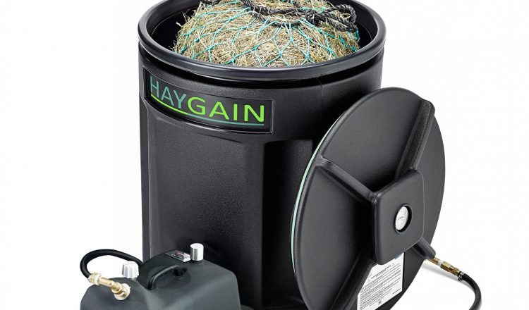 HG ONEv1 750x440 - Try Haygain's revolutionary hay steamers before you buy and see the benefits before committing the cash