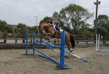 pippa allen 2 360x245 - Riding Straight and True with British Horse Feeds' Pippa Allen