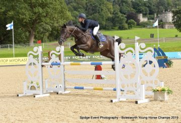BOL 1018 360x245 - Rising Star Matilda Lanni Heads Children on Horses at Bolesworth