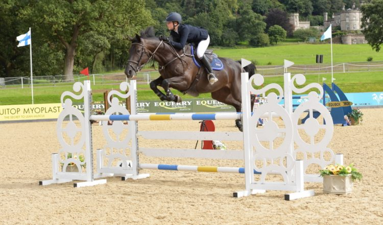 BOL 1018 750x440 - Rising Star Matilda Lanni Heads Children on Horses at Bolesworth
