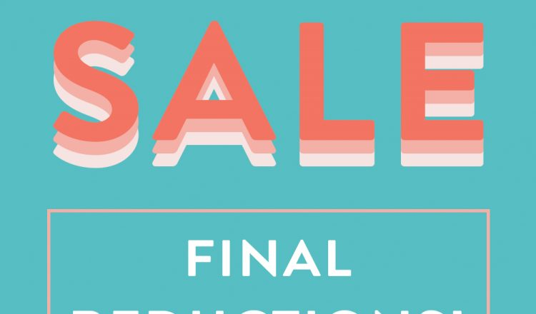 Final Reductions 750x440 - Final reductions on the R&R Country end of line summer sale are now live!!