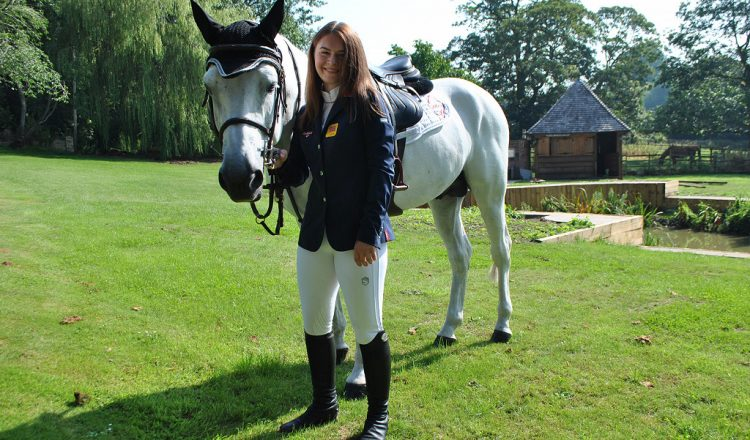 Hollie Truelove 750x440 - 16-year-old Showjumper Selected for Team GB