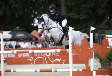 Holly Truelove Rexter DOr DSC 4005 360x245 - Brigg's Holly Truelove wins Individual Silver at the Pony European Championships