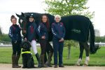 Team Verity 150x100 - Registered blind Dressage rider Verity Smith on her Olympic plans