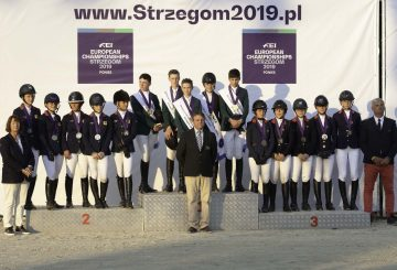 Winners DSC 3395 360x245 - GBR's Team LeMieux finish in Silver at the Pony European Championships