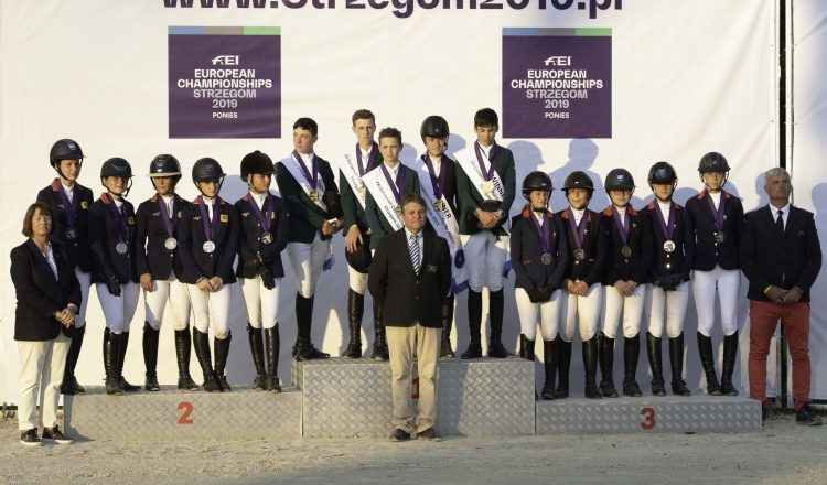 Winners DSC 3395 750x440 - GBR's Team LeMieux finish in Silver at the Pony European Championships