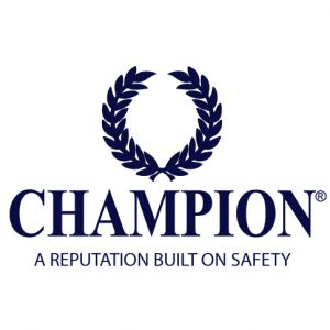 Champion Logo official blue 300x300 - The Windrush Equestrian Foundation Announces Collaboration with Finest Brands International, Home of Toggi and Champion Hats.