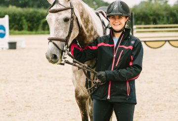 Connie 360x245 - The Windrush Equestrian Foundation announces the Young Riders to join the 2020 Programme