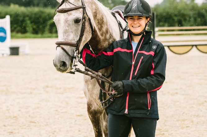 Connie 667x440 - The Windrush Equestrian Foundation announces the Young Riders to join the 2020 Programme