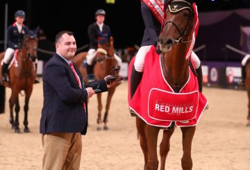 Connolly's RED MILLS Senior Newcomers Champion 2019 Southend ridden by Nicole Pavitt © 1st Class Images 360x245 - Nicole Pavitt makes history in the Connolly's RED MILLS Senior Newcomers Championship