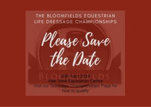 The Bloomfields Equestrian Life Dressage Championships 300x213 - What's On